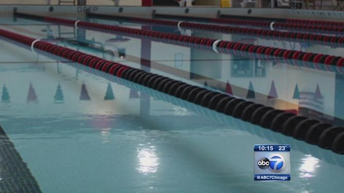 Maine South swimmers say high school pool is making them sick