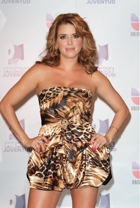 Univision&amp;#39;s Premios Juventud Awards - Arrivals