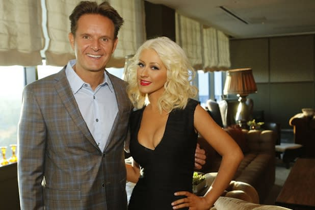 'The Voice' Coach Christina Aguilera Talks Strategy: 'A Sales Pitch Is Everything'