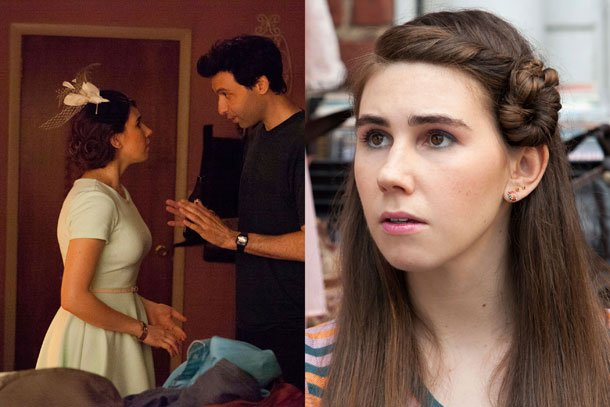 Shoshanna Shapiro  Zosia Mamet