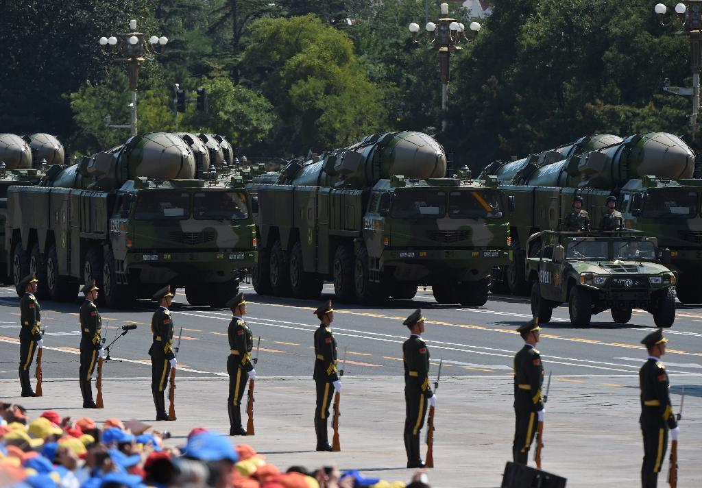 China's anti-ship missile and troop cuts highlight shifting power