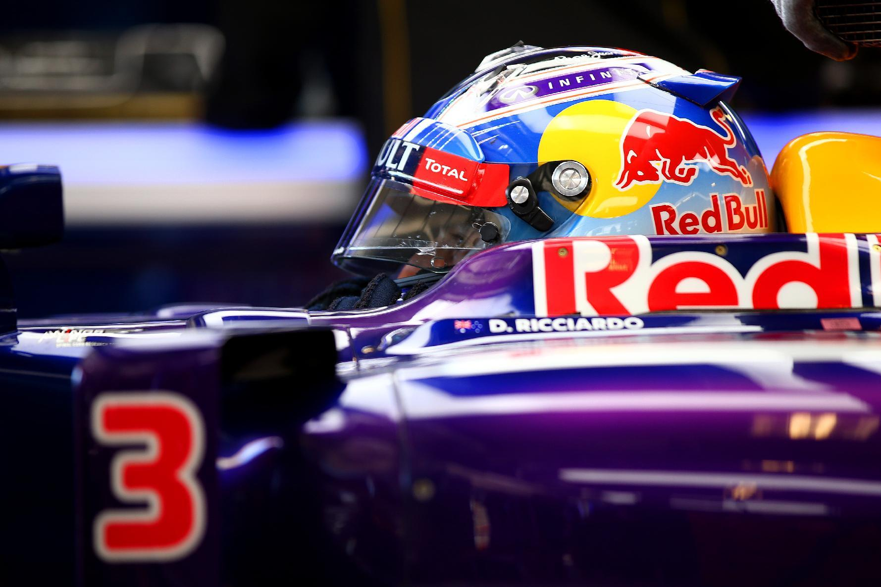 Red Bull launch new F1 car in pursuit of Mercedes