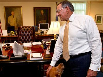 Panetta: Syria no-fly zone not on front burner