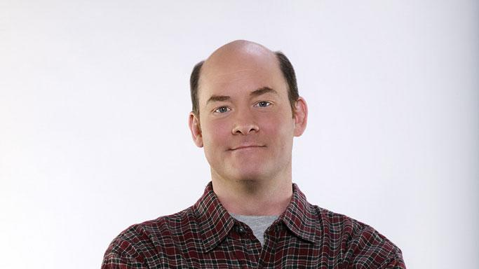 "David Koechner in the ABC series ""Hank"""