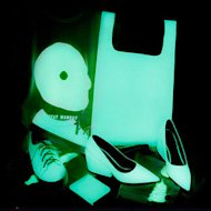 Cheap Monday's Glow in the Dark Collection!