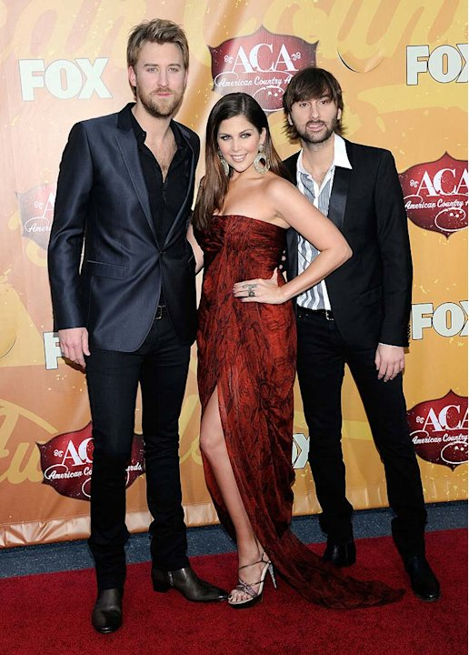 Lady Antebellum Amrcn Cntry Aw