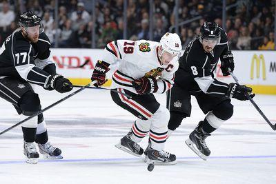 NHL Monday: Blackhawks, Kings meet for first time since 2014 playoffs