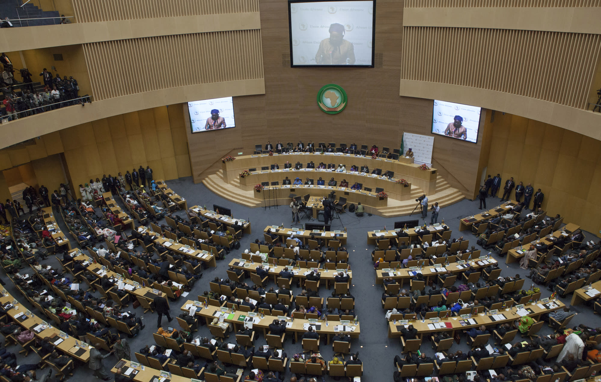 No strings attached: African Union seeks financial independence