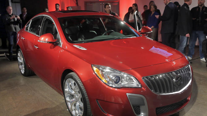 GM in next phase of hoped for Buick revival