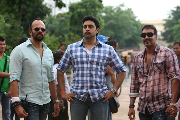Behind the scenes: Bol Bachchan