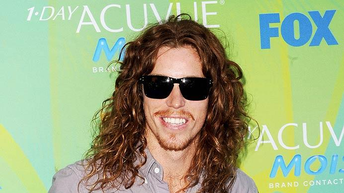 Shaun White Teen Choice Awards