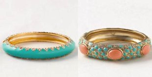 Stella and Dot bangles