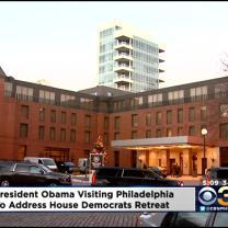 Pres. Obama To Visit Philadelphia Thursday