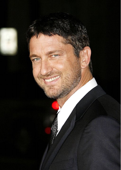 Law Abiding Citizen LA Premiere 2009 Gerard Butler