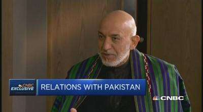 Karzai: Pakistan must 'change their approach to life'