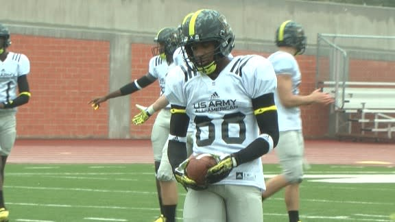 Army East: Surprise Performer - Demarcus Robinson