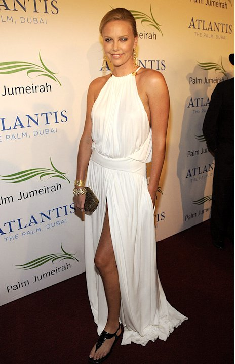 Theron Charlize Atlantis Opng