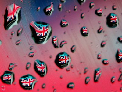 union jack reflection