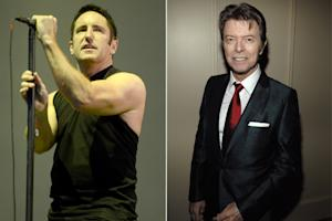 Trent Reznor Turned to 'Mentor' David Bowie for Help With Addiction