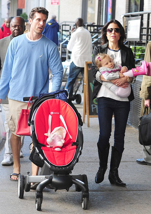 Bethenny Frankel & Jason Hoppy Not Getting A Divorce Yet: Exaggerating For Press