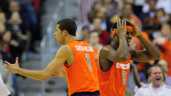 NCAA Basketball: NCAA Tournament-Syracuse vs Indiana