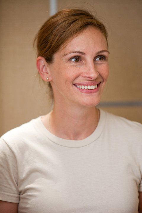 Valentine's Day Production Photos 2010 New Line Cinema Julia Roberts