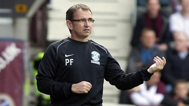Pat Fenlon is under pressure as a result of Hibernian's poor start to the season