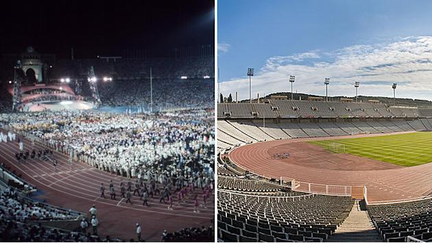 What happened to everyone else's Olympic Stadium?