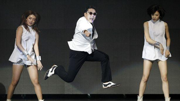 Okay, Who Forgot to Nominate Psy for a Grammy?