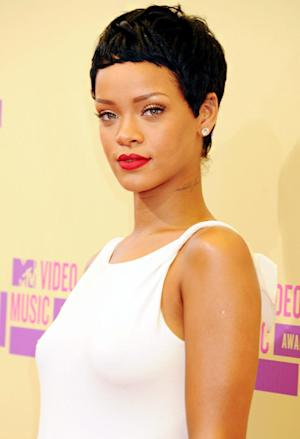 PIC: Rihanna Gets Huge Tattoo Beneath Breasts to Honor Late Grandmother