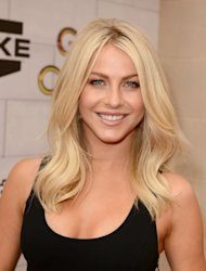 Julianne Hough arrives at Spike TV's 6th Annual 'Guys Choice Awards' at Sony Pictures Studios, Los Angeles, on June 2, 2012 -- Getty Images