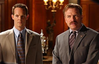 "<a href=""/baselineperson/3949290"">Jason Gray-Stanford</a> and Ted Levine Monk on USA Network"