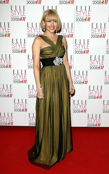 Minogue Kylie Elle Style Aw