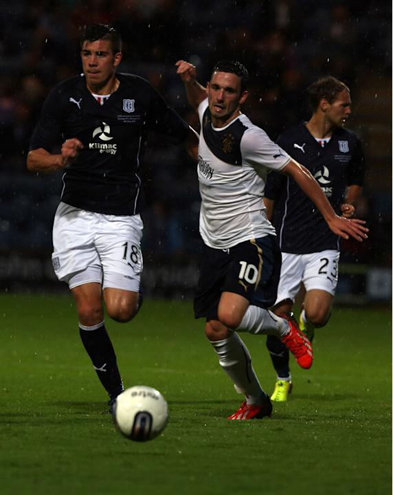 Soccer - Pre-Season Friendly - Dundee v Rangers - Dens Park