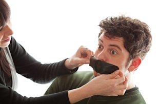 Are Your Energy Sales Leads Getting Stifled? image gag tape silence censor 630