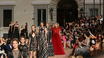 Valentino Is Once Again Bringing Couture to NYC in December