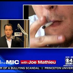 Behind The Mic With Joe Mathieu: Fewer Workers Testing Positive For Drugs