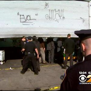 Man Struck And Killed By Falling Roll Gate In The Bronx