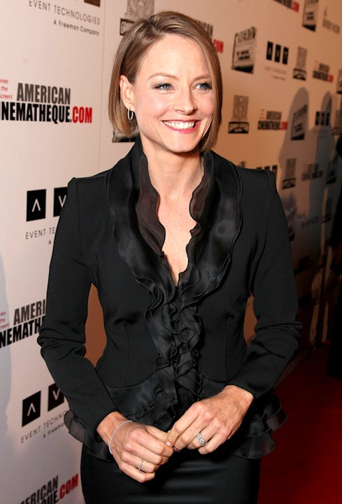 Jodie Foster American Cinematheque Award Show