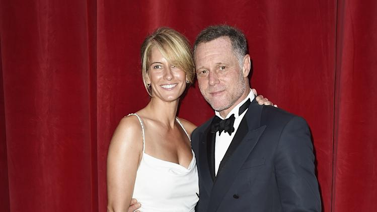 Jason Beghe with beautiful, Wife Angie Janu