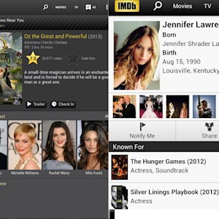 imdb app