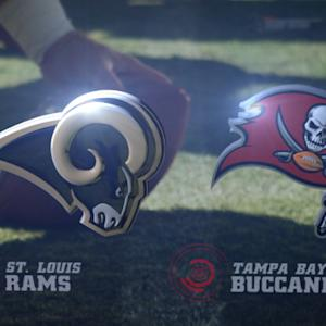 Week 2: St. Louis Rams vs. Tampa Bay Buccaneers highlights
