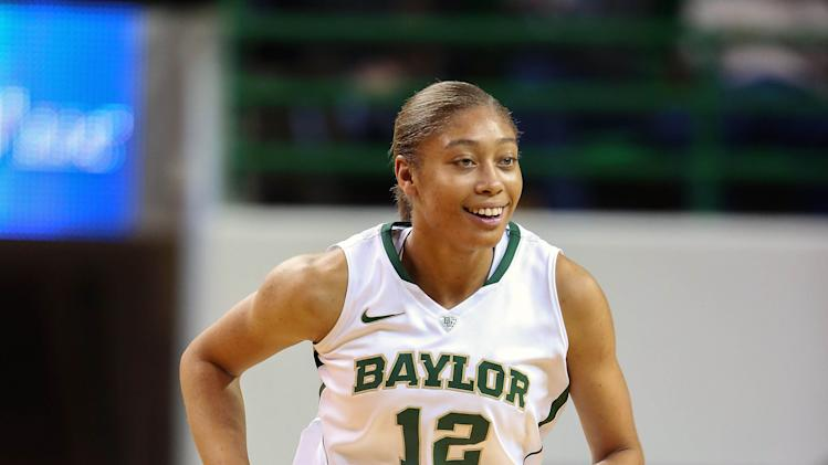 NCAA Womens Basketball: Iowa State at Baylor