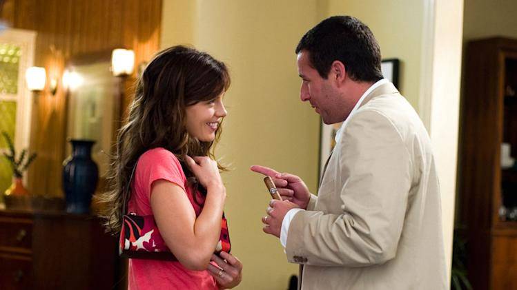 Adam Sandler's Romantic Leads