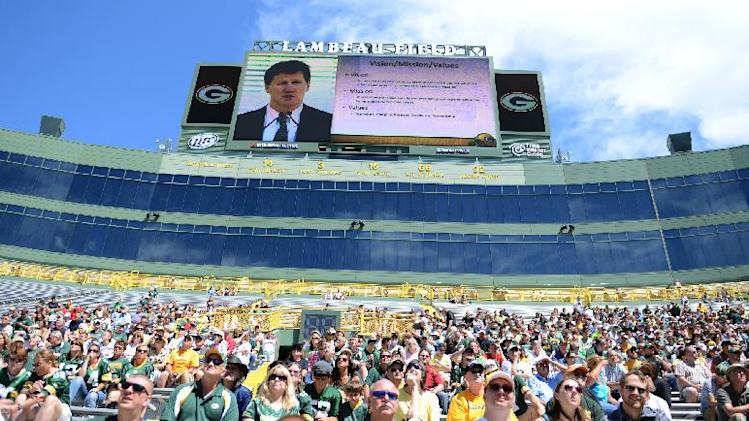 Green Bay Packers' books show that NFL teams split $6 billion i…