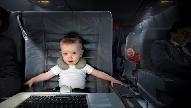 E-Trade's talking baby goes bye-bye