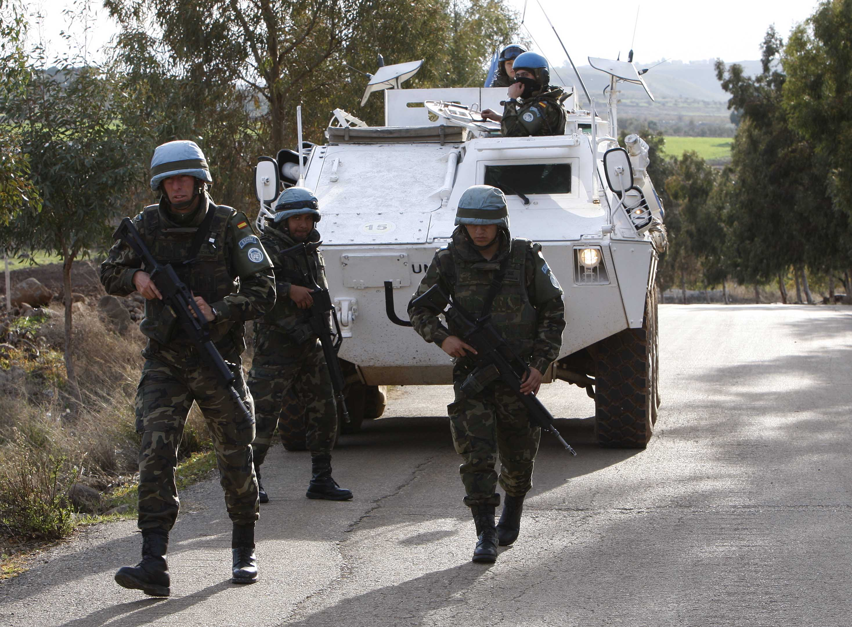 US, UN press Europe to make strong return to peacekeeping