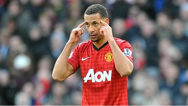 Premier League - Ferdinand signs new United deal