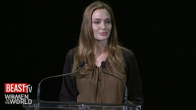 Angelina: Malala Is 'Powerful'
