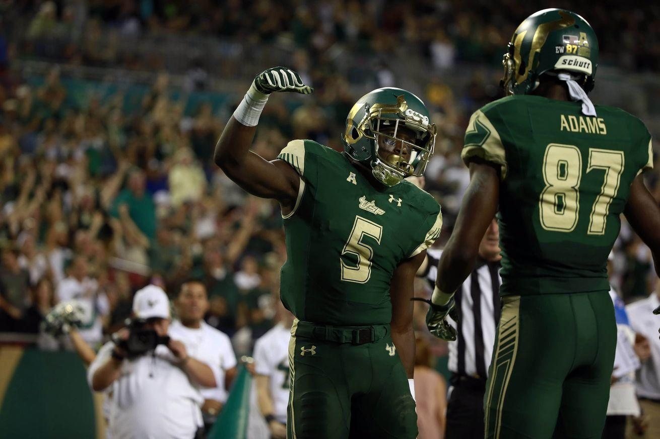USF football went from bad to awesome overnight. Is awesome the new normal?